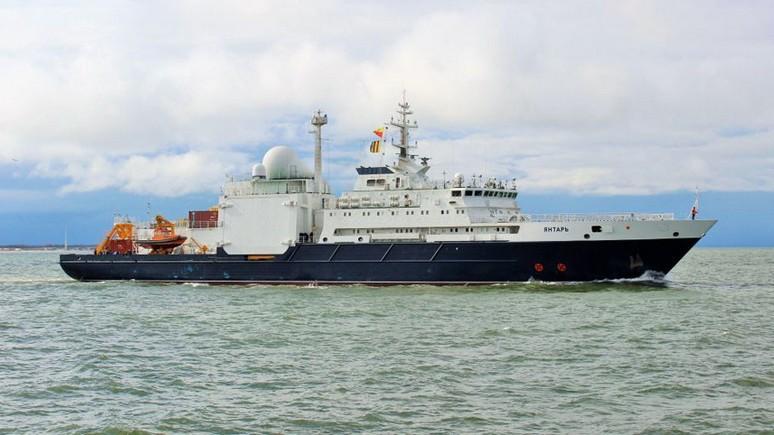 News.com.au: Россия по-тихому ведет разведку подводных коммуникаций Запада
