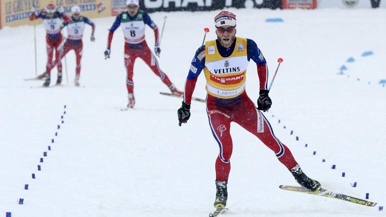 Expressen: Финский тренер назвал Норвегию мировым лидером по допингу
