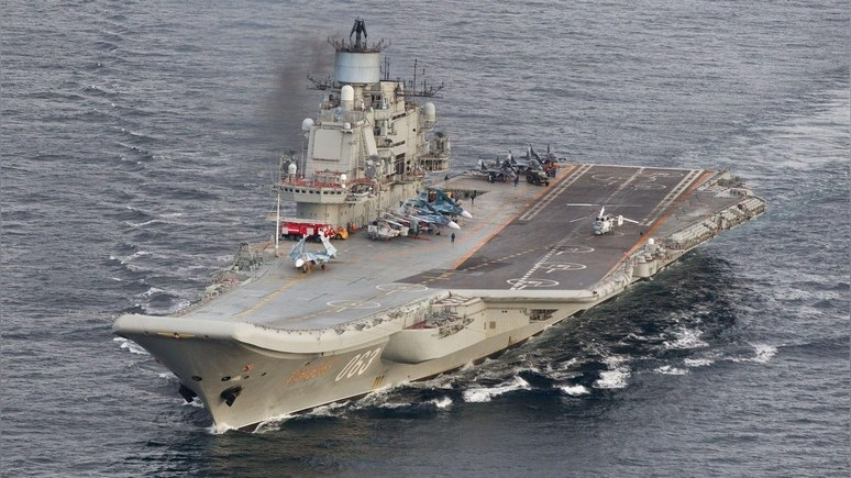 Guardian: Российский флот в Сирии – пиар, а не начало третьей мировой