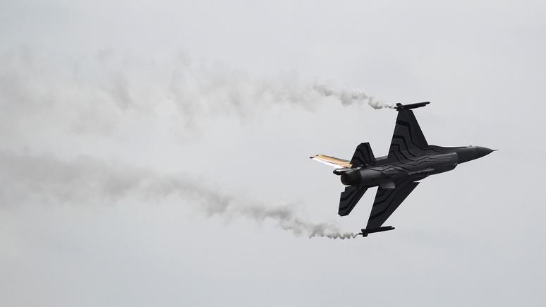 Российские доказательства не убедили Бельгию, что ее  F-16 бомбили население в Сирии