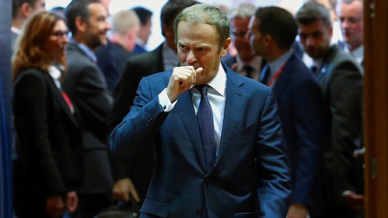Туск после демарша Италии: Россия пытается ослабить ЕС