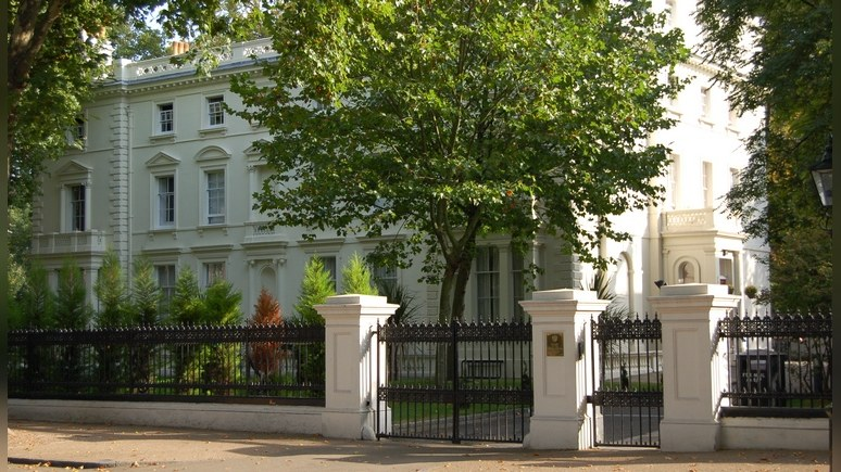 BBC: Москва упрекнула Лондон за «сокращение» ее посольства