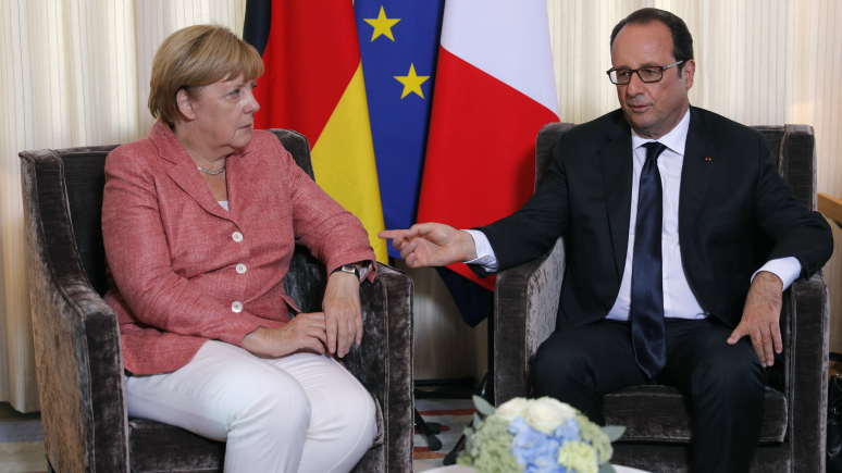 Les Echos: Сдерживать Россию у ЕС не получится - остается только осуждать