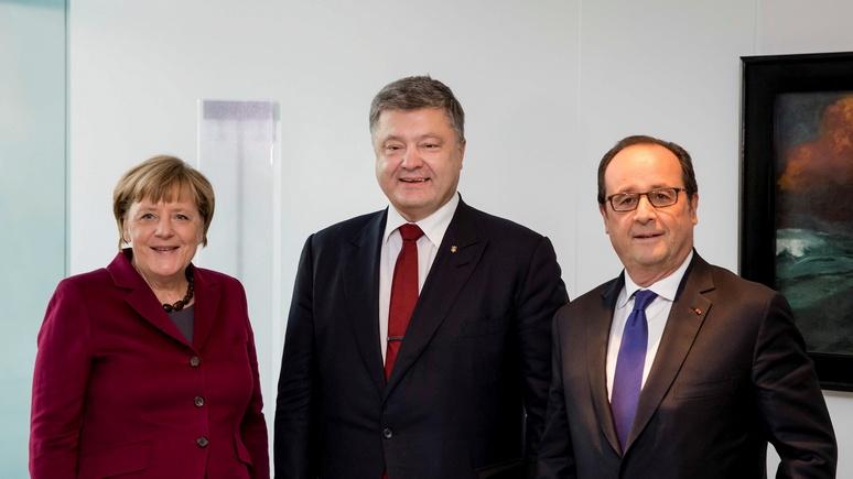 Le Figaro: Сирийский и украинский кризисы сливаются в единое целое