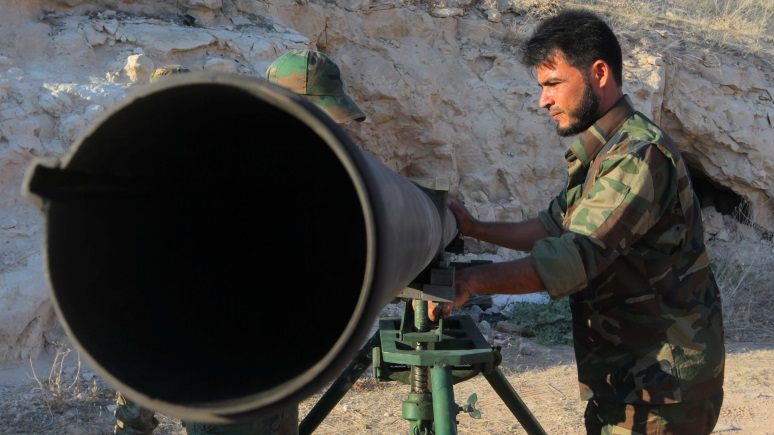 WP: США не решились дать сирийским повстанцам оружие против России