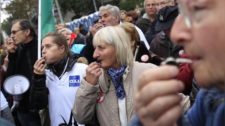 HFP: Венгерский премьер осудил «советизацию» ЕС под свист оппозиции