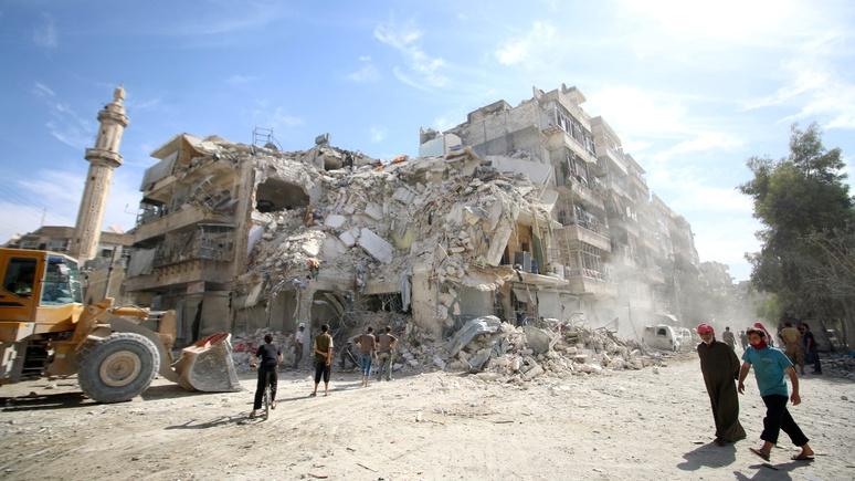 National Interest: «Суровая правда» сирийского кризиса – Асад и русские выигрывают