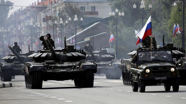 Sun: Наступление России в Прибалтике грозит НАТО унижением и коллапсом