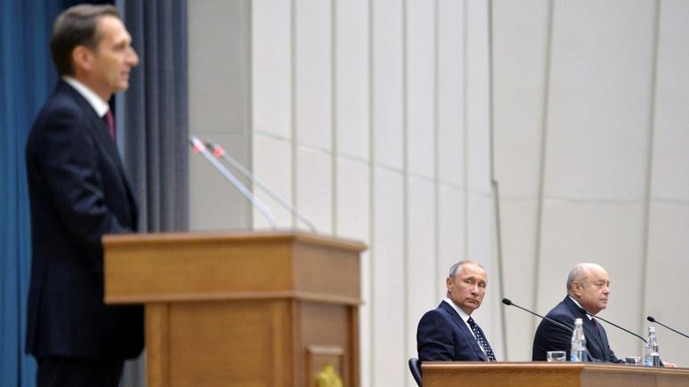 Le Monde: Путин предпочел соратников, которые с ним на «вы»