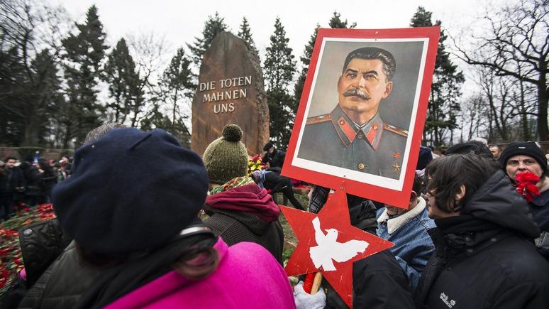 DFL: «Мемориал» предостерег от возвращения сталинизма в России
