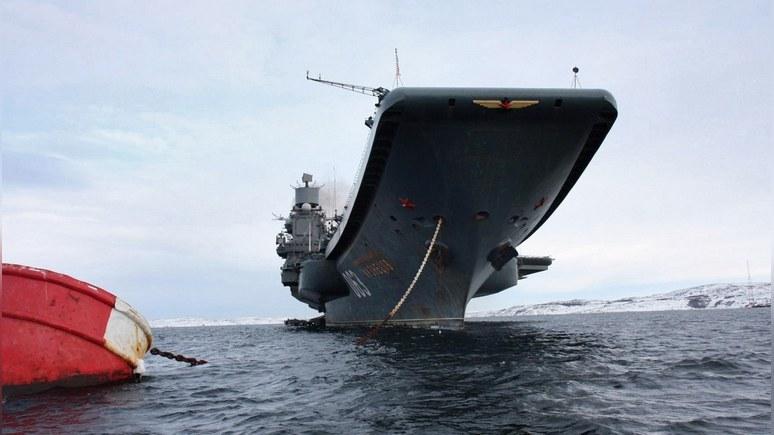 Sun: Флот Путина напомнил британскому министру о «старом враге»