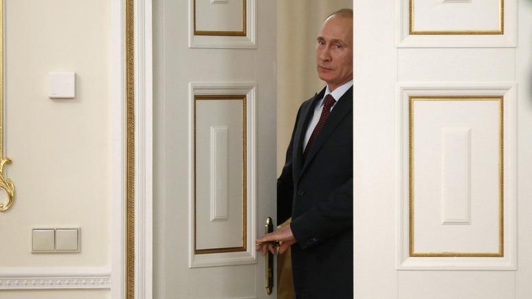 Week: Америке надо просто подождать, когда Путин уйдет