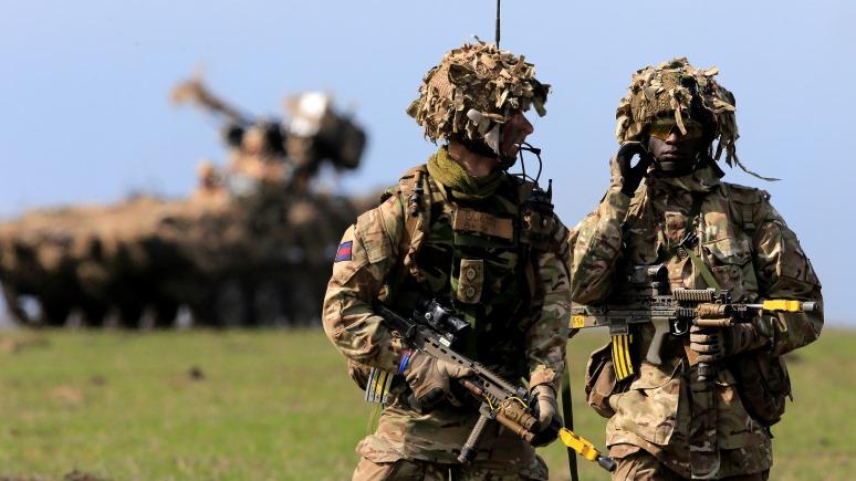 Telegraph: Британия подозревает, что Россия «подставила» ее военнослужащих