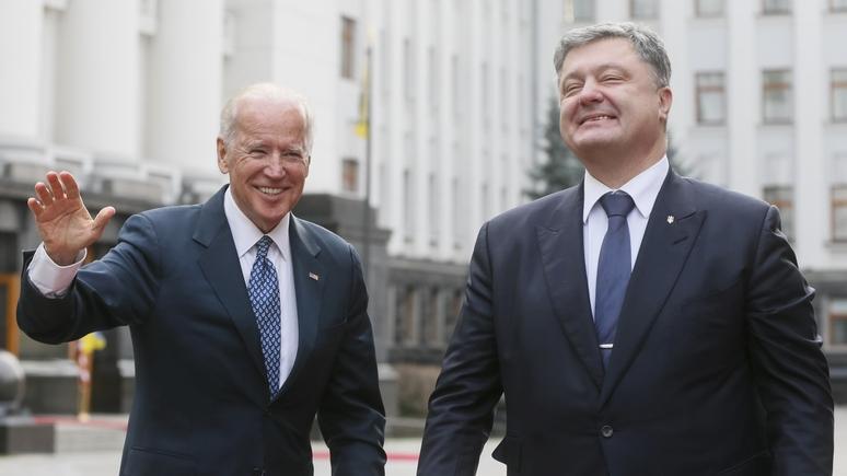 Foreign Policy: Украина с опаской ждет смены «дядюшки Джо» на другого куратора
