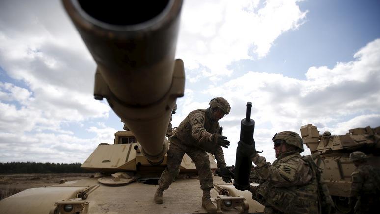 Daily Signal: Восточная Европа вооружается против России