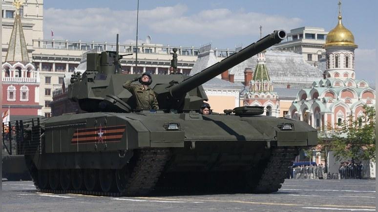 Telegraph: «Революционный» танк Кремля встревожил британскую разведку