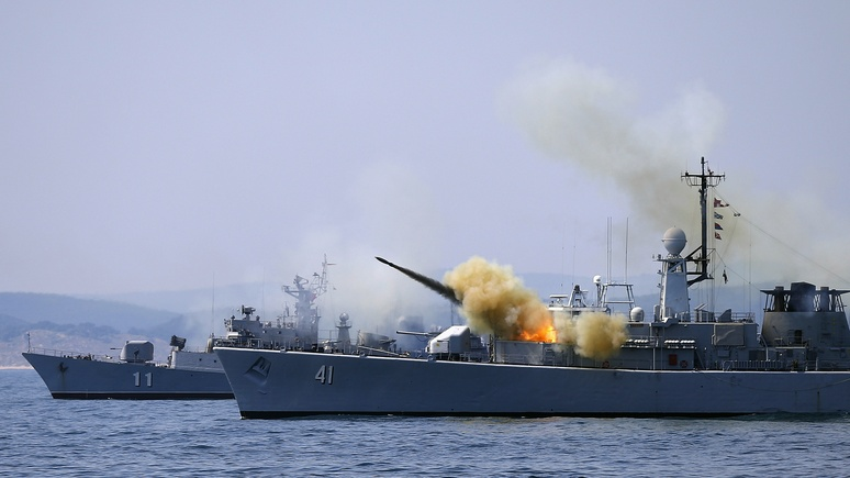 Deutsche Welle: НАТО укрепляет черноморские рубежи для защиты от России