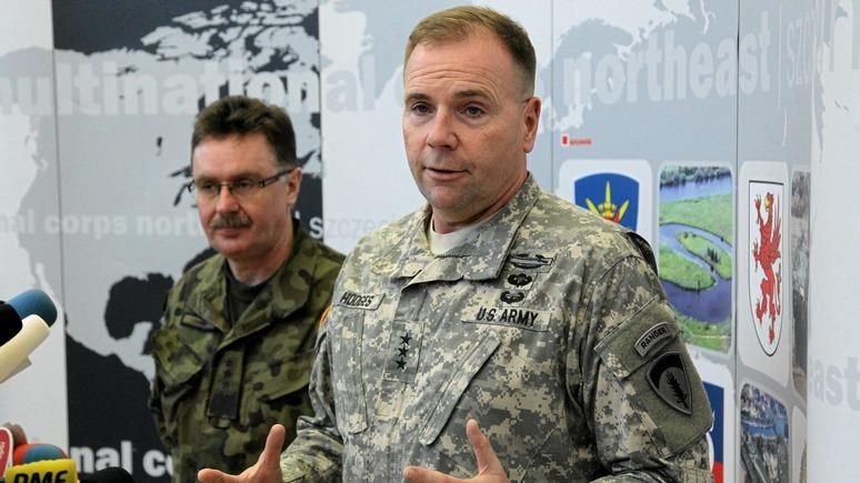 Американский генерал: Кто бы ни стал президентом, США продолжат защищать Украину