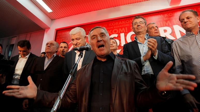 Balkan Insight: Черногория нашла русский след в несостоявшемся теракте