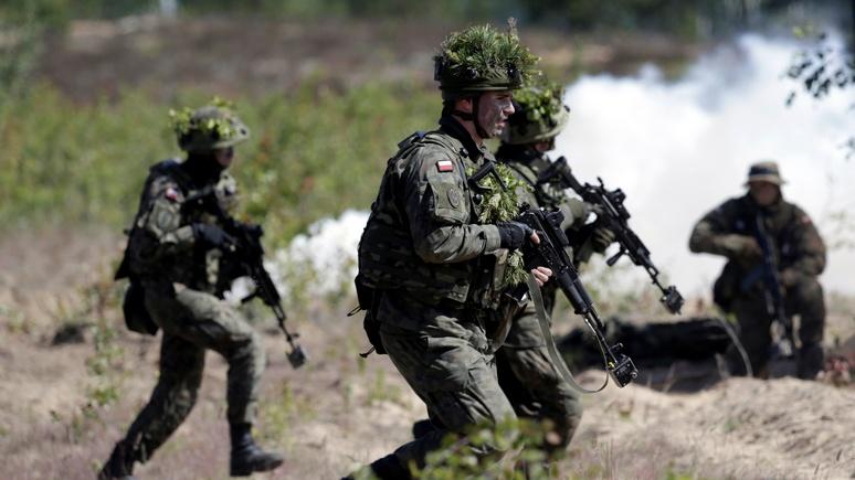 Times: «Российскую агрессию» будет отражать «огромная армия» НАТО