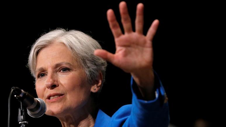 Кандидат от зеленых: Клинтон доведет США до ядерной войны с РФ