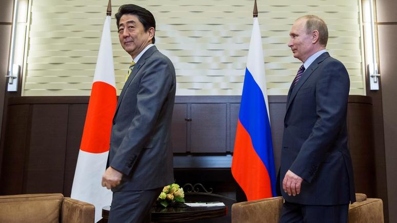 FT: Заигрывая с Москвой, Токио рискует расколоть G7