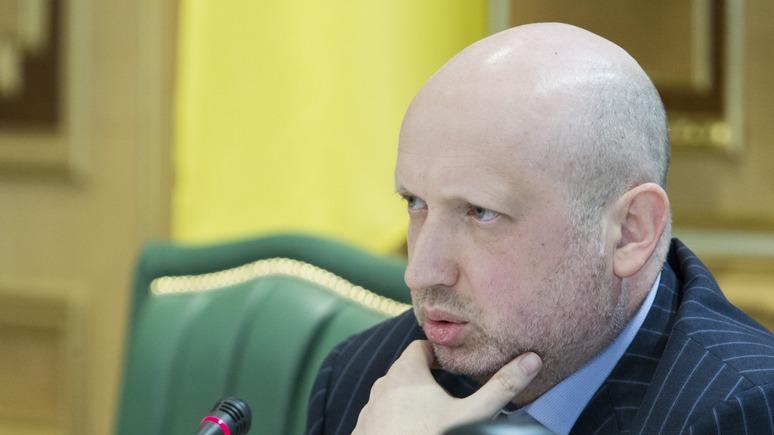 Турчинов: Украинские ракеты опережают российские аналоги