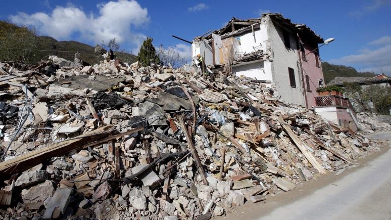 Il Giornale: Оправиться от землетрясения Италии помогают не «друзья» из ЕС, а «враждебная» Россия