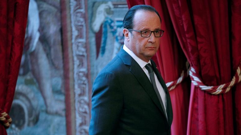 RTL: В Париже для Трампа не нашлось заготовленного поздравления – не ждали