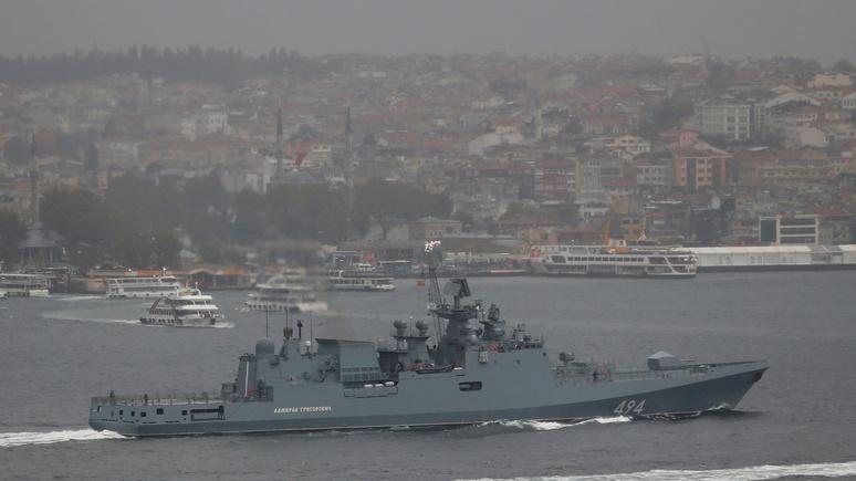 BI: Заветная мечта России – создать флот сильнее американского