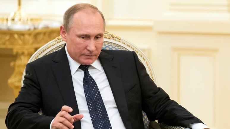 Time: Опытный Путин подождет, пока Трамп сделает первый ход
