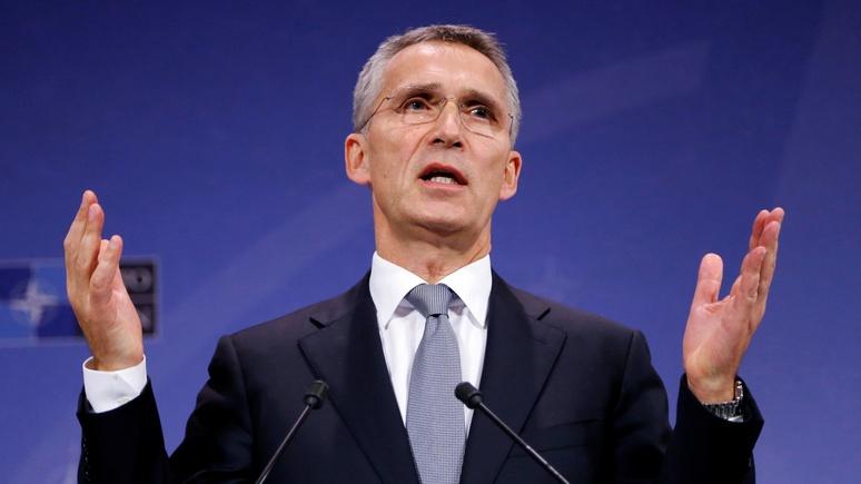 Столтенберг заверил союзников, что США останутся в НАТО