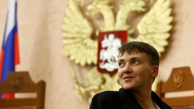 Корреспондент: Савченко призвала Трампа усилить санкции против России