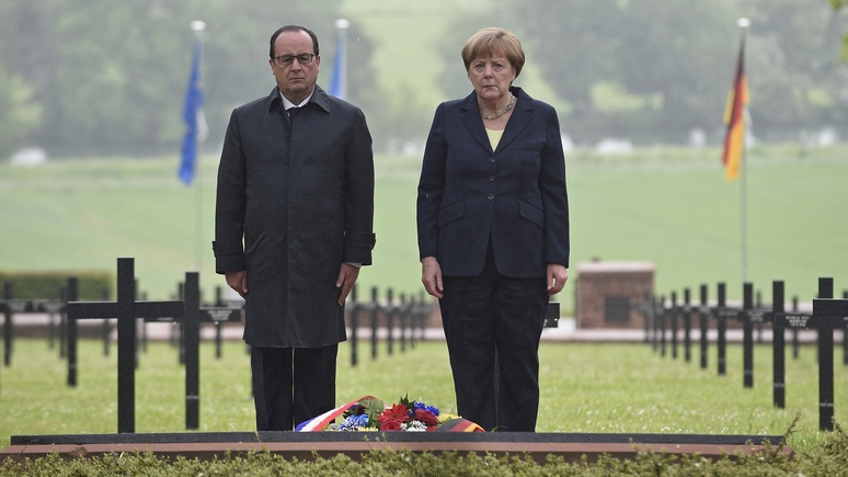 BV: Пока мировые державы возрождаются, Германия и Франция «совершают суицид»