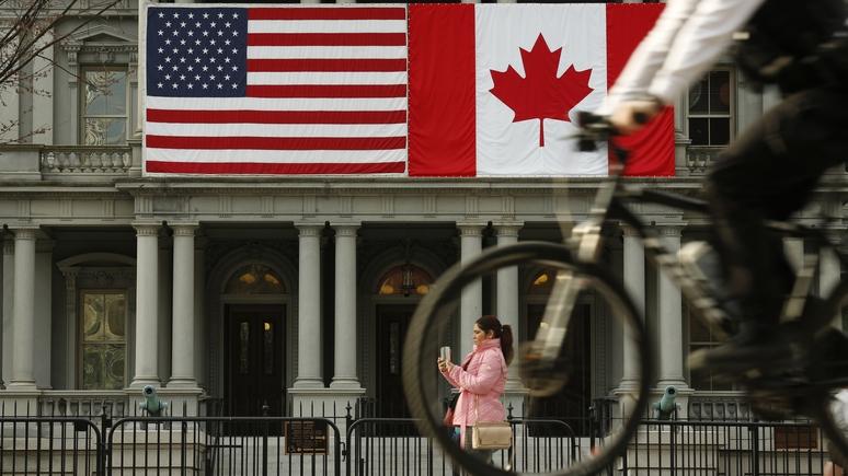 Independent: Западному побережью США предлагают «либеральное лоно» Канады