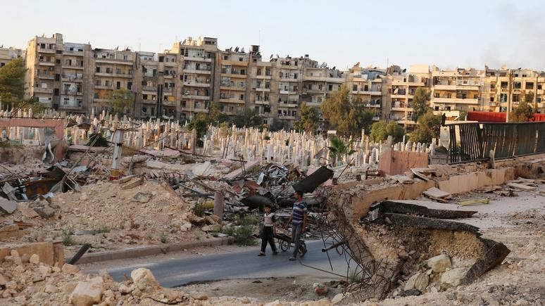 Independent: В Сирии Москва пойдет дальше Алеппо