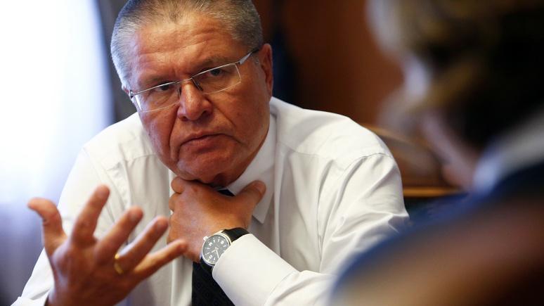 Zeit об Улюкаеве: «Либеральный специалист, державший экономику на плаву»