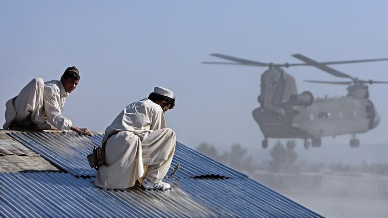 NYT: США старательно избегают расследовать собственные преступления в Афганистане