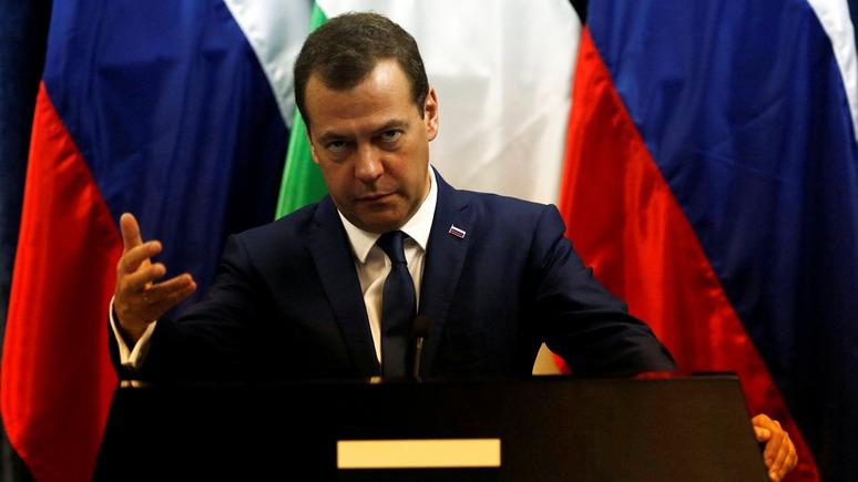 В Израиле скандал вокруг подарка Медведеву – слишком щедрый, незаконный и без пульта