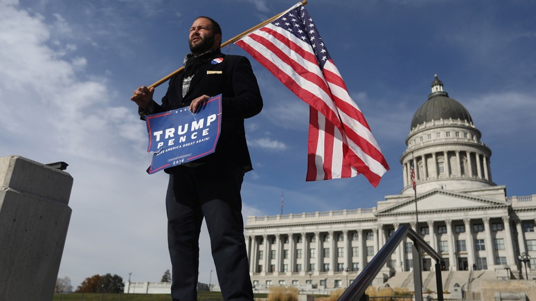 Infobae: Трамп стремится «реанимировать» США по рецепту Горбачева