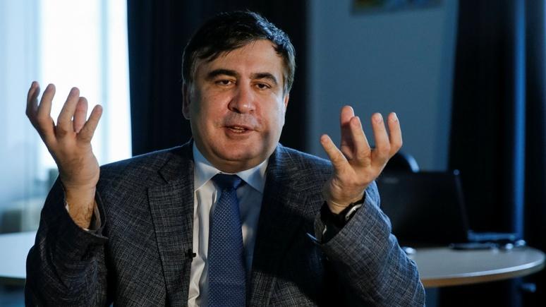 Саакашвили поведал, почему Украина проигрывает войну с коррупцией