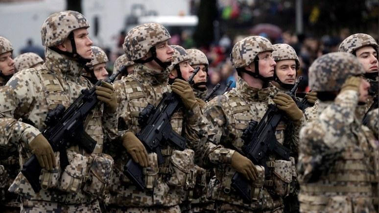 WP: Латвийские добровольцы решили сражаться с Россией «до последнего»