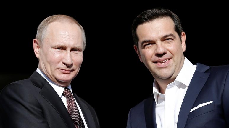 Time: Когда странам ЕС нужны деньги, они пугают Германию «дружбой с Россией»