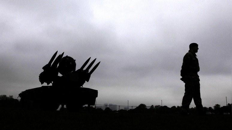 Times: Лондон отложил ракетную защиту Эстонии от «вторжения» Москвы