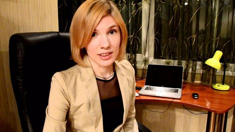112: Украинская чиновница пожаловалась, что вернулась из Европы «бомжом»