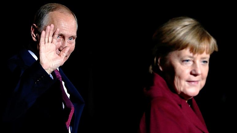 Bild: У Кремля целый «ящик инструментов» для манипуляций против Меркель
