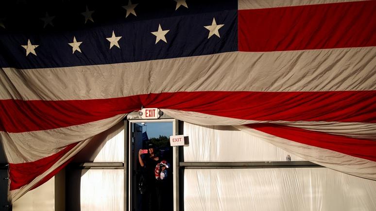 Los Angeles Times: Трамп помог калифорнийцам сделать первый шаг к независимости