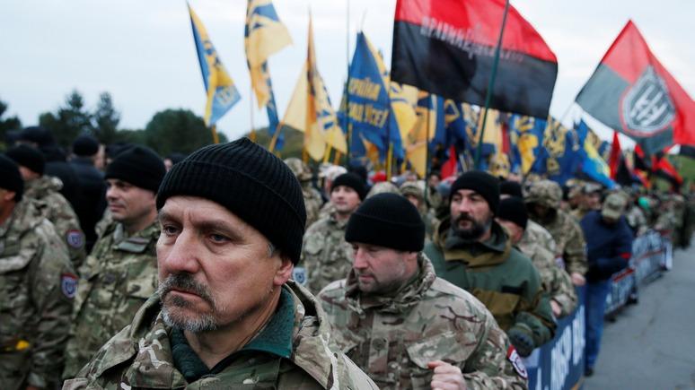 Командир «Азова»: Украина умоется кровью в случае конфликта с Россией