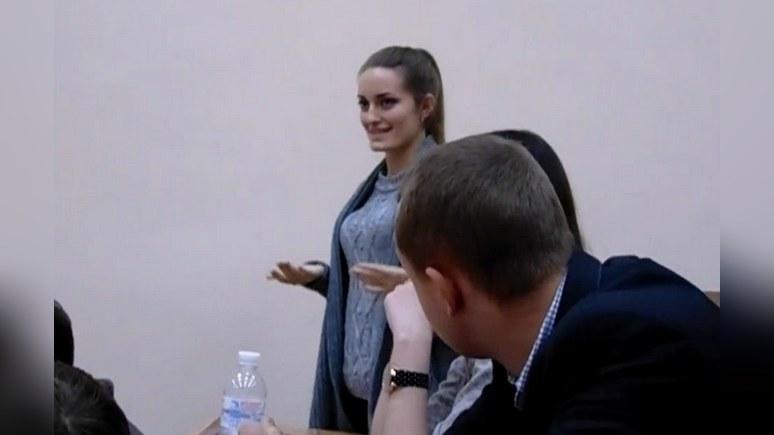 Не выдержав правды о Донбассе, украинские студенты пожаловались в СБУ