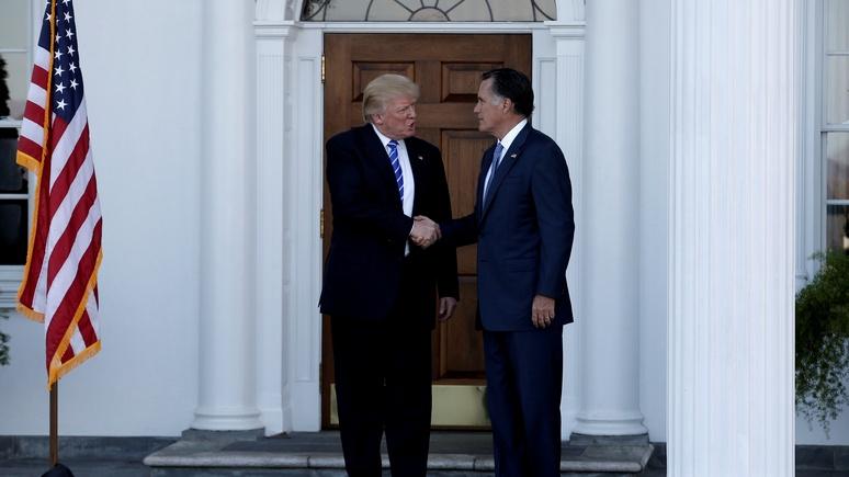 WSJ рассказал, кто может возглавить американскую дипломатию